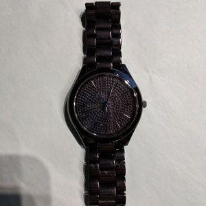 All black watch